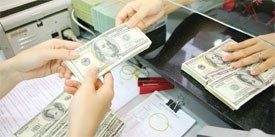 forces put squeeze on fx rate