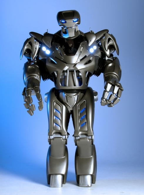 Is Titan really a robot?   Technology, Information, Gadgets, Mobile