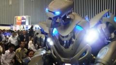 is titan really a robot