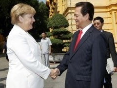 vietnam germany issue joint statement
