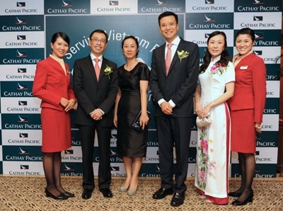 cathay celebrates 20 years in vietnam