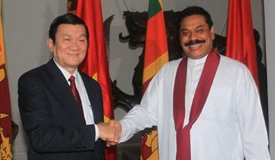 vietnam sri lanka to look forward comprehensive ties