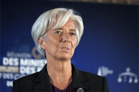 imf resources adequate lagarde