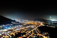 spain wins saudi rail contract for pilgrim route