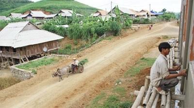 resettlement shocks communities