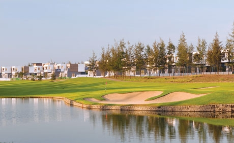 Montgomerie Links named among Asia's elite golf courses