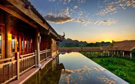 emeralda resort ninh binh launches all new conference centre