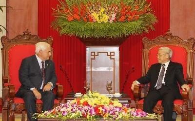 panama building bridges to vietnam