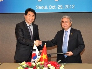 vietnam rok sign mou on science technology cooperation