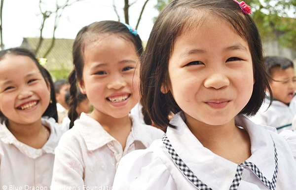 indochina capital boosts education with blue dragon