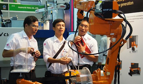 vns biggest industrial equipmenttechnology expo kicks off