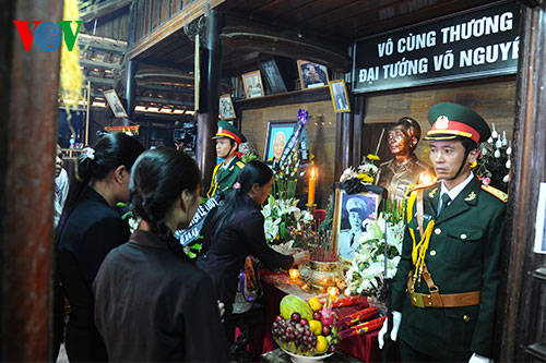 Nation mourns for General Vo Nguyen Giap
