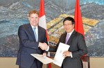 VN, Canada agree to enhance cooperation
