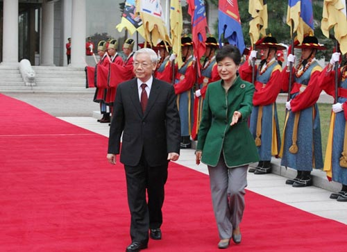 Fresh impetus for Vietnam-RoK strategic partnership