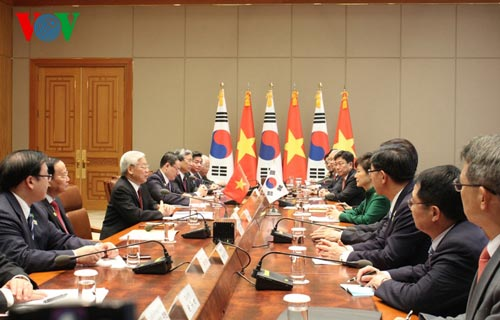 vn rok strive for 70 billion trade value by 2020