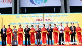exhibition commemorates 60 years of hanoi liberation