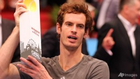 Murray boosts London bid with Vienna triumph