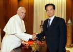 PM meets with Vatican leaders