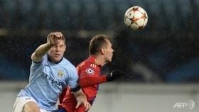 Manchester City in trouble after CSKA draw