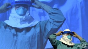 Two cured in US, Spain, as Ebola crisis widens