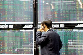 Large-cap stocks push up City bourse