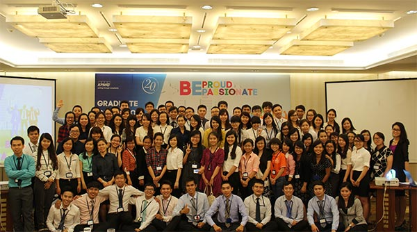 KPMG graduate-level hires target leaders of tomorrow