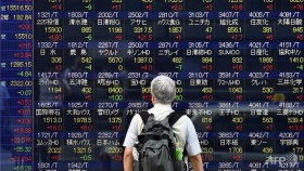 Asia markets mixed after Wall Street gains