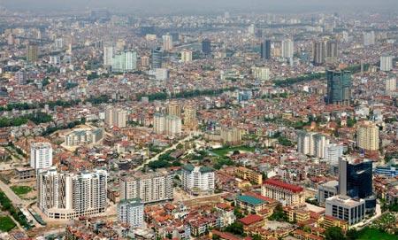 Hà Nội có kế hoạch ba đô thị mới ở ngoại ô