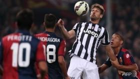 Roma level top as Juventus beaten