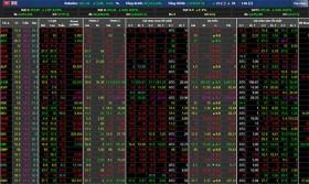 Stocks extend rallies after interest rate cut
