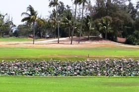 Phan Thiet golf course removed