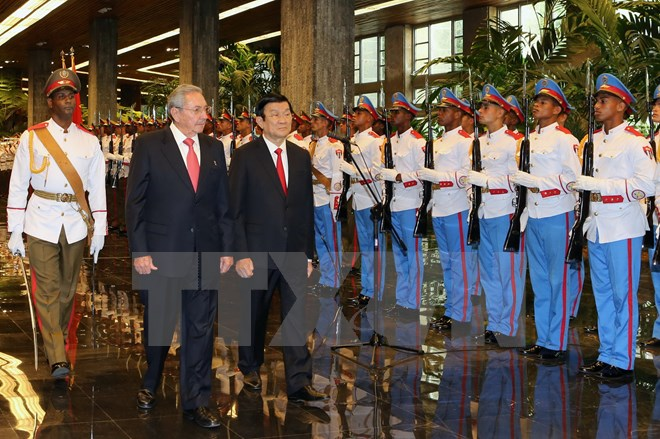 Vietnam, Cuba promote comprehensive relations