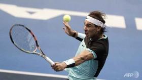 Djokovic beats Nadal in Thai exhibition match