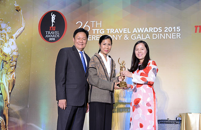 "Vietjet wins ""Best Asian Low Cost Carrier"" award"