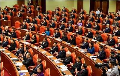 Party Central Committee discusses socio-economic performance