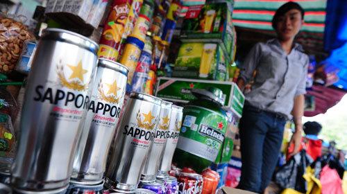 Sapporo plants foot firmly in Vietnamese beer market