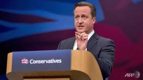 UK's Cameron opens Conservative succession race