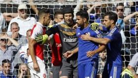 Chelsea, Arsenal fined over Stamford Bridge clash