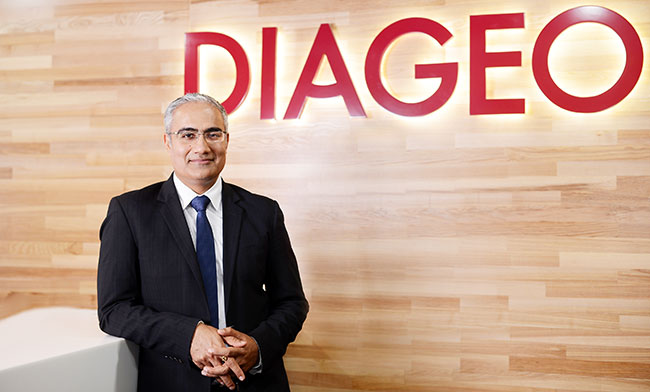 Diageo expands with new general director
