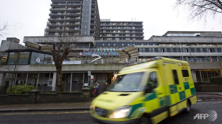 British Ebola nurse now 'critically ill': Hospital