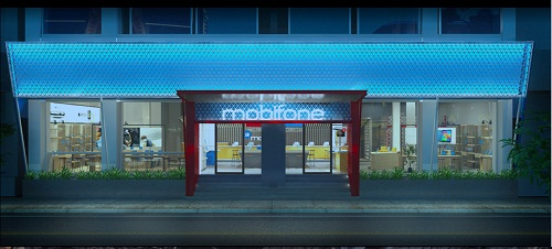 Here is the first MobiFone terminal equipment retail shop in Viet Nam ...