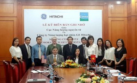 GE Hitachi continues to support Vietnam's nuclear power industry