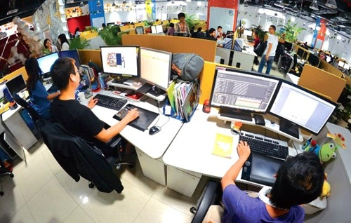 it engineers have most competitive salary in viet nam