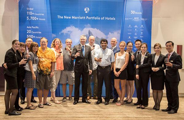 marriott international sets new global standard for travelers