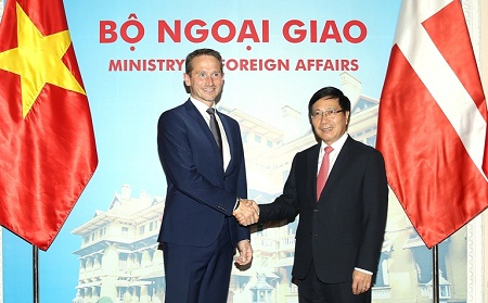 vn denmark agree to facilitate official signing of eu viet nam fta