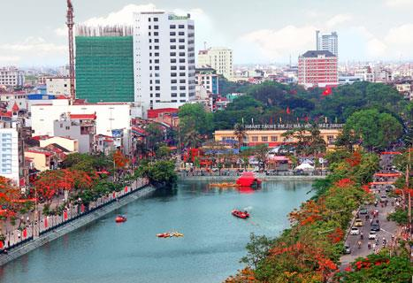 Hai Phong Seeks Investment From Japan Thailand