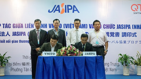 viet nam japan promote co operation in it sector
