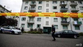 Four children killed in French housing block blaze