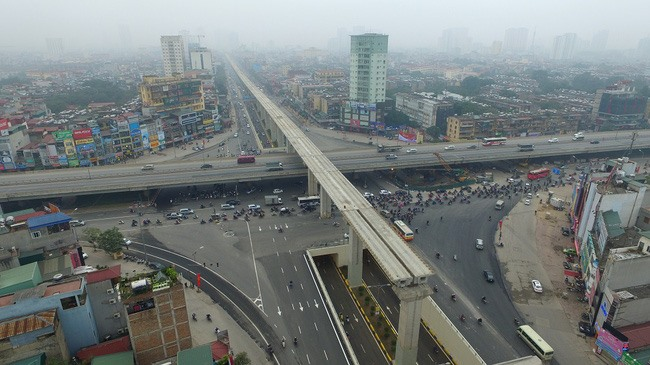 ha noi resumes delayed projects