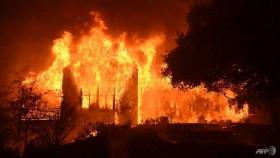 23 dead in 'catastrophic' California wildfires